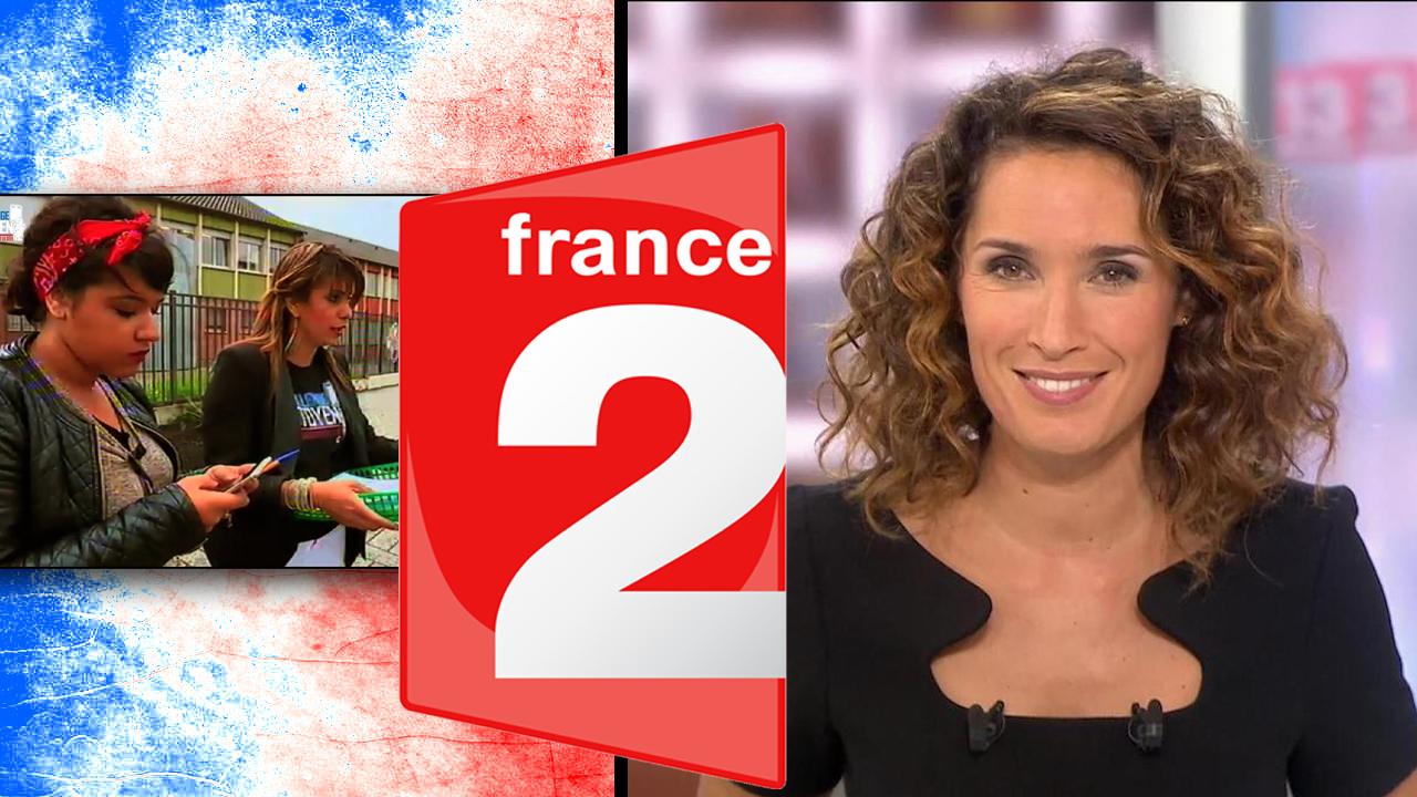 France 2 – Strasbourg : des jeunes se mobilisent pour réduire l'abstention
