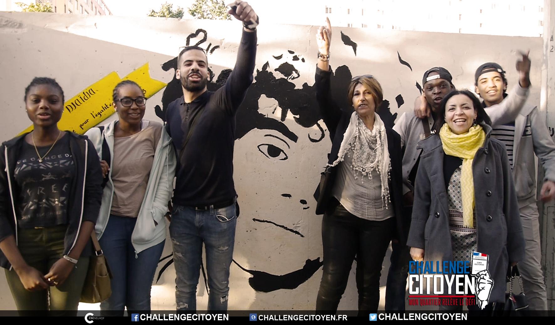 Rencontre avec le Centre Social Eugénie Cotton à Venisseux (69)